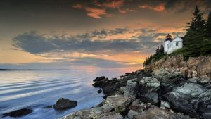 60: Bass Harbor Head Lighthouse in Acadia National Park, Tremont