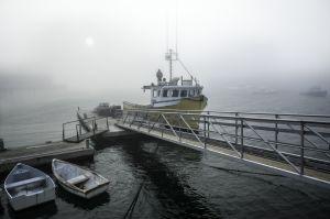 65: Bar Harbor Dock, Acadia NP