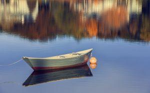 12: Boat at Kennebunkport