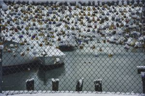 38: Portland Love Locks