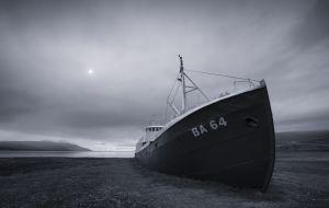 Gardar, West Fjords, Iceland
