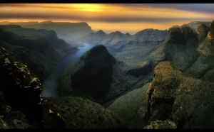 Three Rondavels, Mpumalanga, South Africa