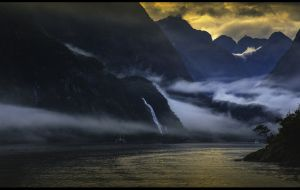 Milford Sound,New Zealand